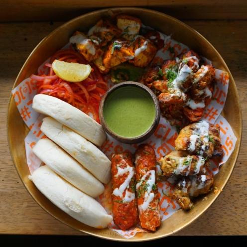 Killer Kebab Platter