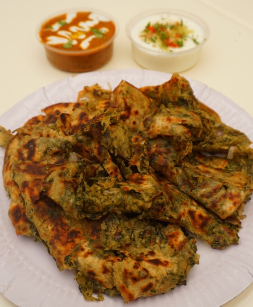 Jodhpuri Parantha- Their Most Hotselling Item