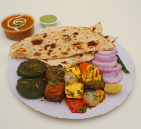 Vegetarian Tandoori Sampler