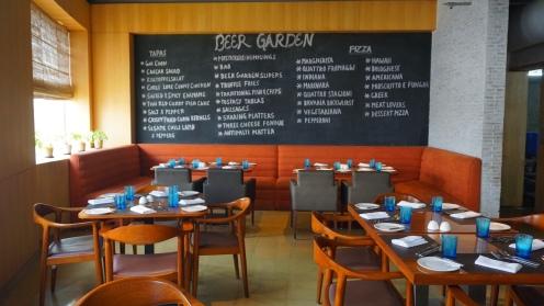 The Beer Garden Interiors