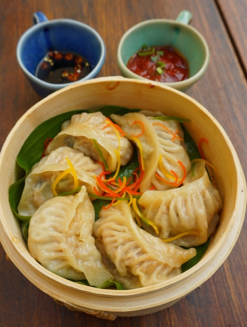Steamed Chicken Dim Sums