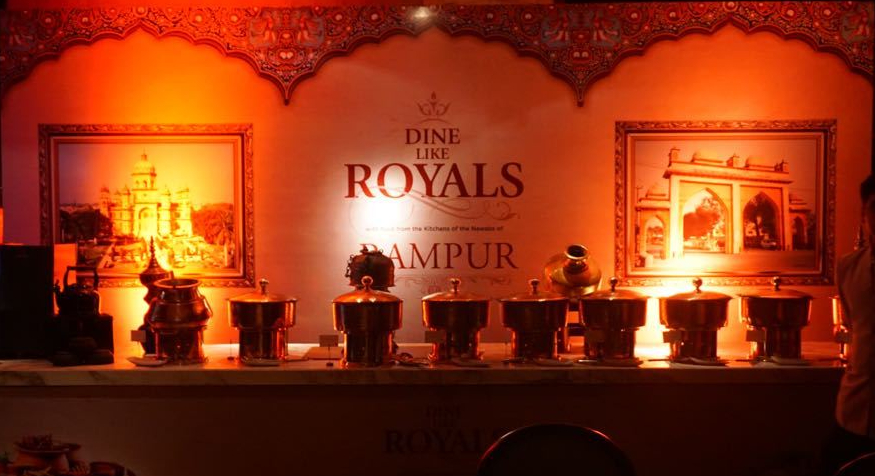 Dine Like Royals