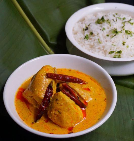 Kadhi Chicken