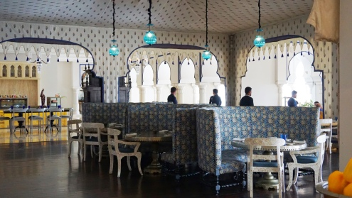 Interiors of Zoya