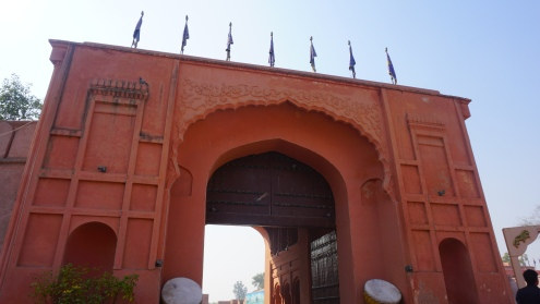 Gobindgarh Fort Entrance
