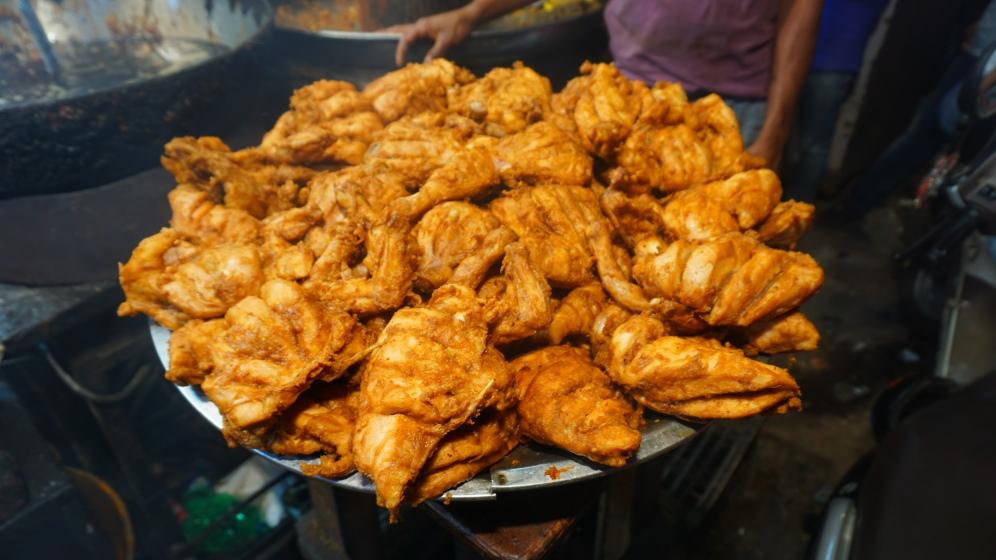 Haji Mohd. Hussain Fried Chicken
