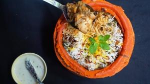Hyderabadi Biryani by The Biryani Project