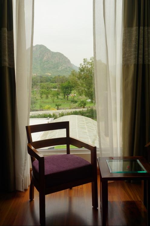 My room at Hotel Brahma Horizon