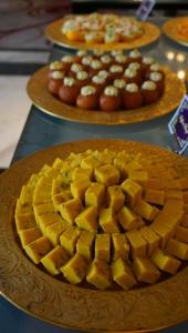 Dessert Spread