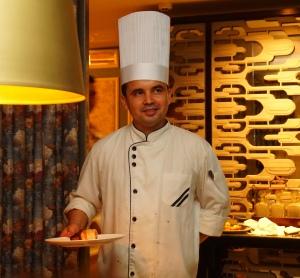 Chef Sunil Singh