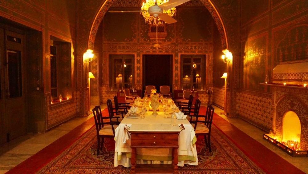 The Gold Room, Laxmi Niwas
