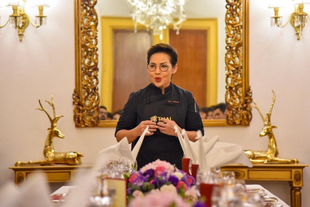 Chef ML Kwantip Devakula