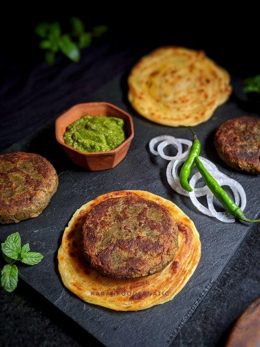 Rajma ke Kebab